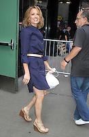 June 26, 2012 Shawnee Smith at Good Morning America in New York City to talk about her new FX TV series Anger Management. © RW/MediaPunch Inc. *NORTEPHOTO*<br /> **SOLO*VENTA*EN*MEXICO** **CREDITO*OBLIGATORIO** *No*Venta*A*Terceros* *No*Sale*So*third* *** No Se Permite Hacer Archivo** *No*Sale*So*third*©Imagenes con derechos de autor,©todos reservados. El uso de las imagenes está sujeta de pago a nortephoto.com El uso no autorizado de esta imagen en cualquier materia está sujeta a una pena de tasa de 2 veces a la normal. Para más información: nortephoto@gmail.com* nortephoto.com.