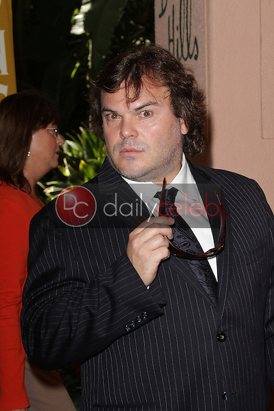 Jack Black<br /> at the Hollywood Foreign Press Association 2012 Installation Luncheon, Beverly Hills Hotel, Beverly Hills, CA 08-09-12<br /> David Edwards/DailyCeleb.com 818-249-4998