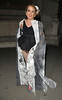 Gillian McKeith at the &quot;The Adoration Trilogy: Searching For Apollo&quot; by Alistair Morrison opening gala, Victoria &amp; Albert Museum, Cromwell Road, London, England, UK, on Monday 13 November 2017.<br /> CAP/CAN<br /> &copy;CAN/Capital Pictures