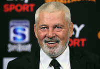 5th July 2020; Hamilton, New Zealand;  Chiefs coach Warren Gatland Chiefs coach. Chiefs versus Hurricanes, Super Rugby Aotearoa. FMG Stadium, Hamilton, New Zealand.