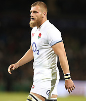 Brad Shields of England during the 2018 Castle Lager Incoming Series 2nd Test match between South Africa and England at the Toyota Stadium.Bloemfontein,South Africa. 16,06,2018 Photo by Steve Haag / stevehaagsports.com