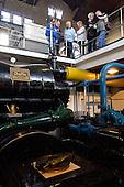 Ir.D.F. Wouda steam pumping station (Woudagemaal), Lemmer - Netherlands (Holland)