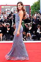 VENICE, ITALY - AUGUST 30: Izabel Goulart arrives at the 'Downsizing' premiere and Opening of the 74th Venice Film Festival at the Palazzo del Cinema on August 30, 2017 in Venice, Italy.  (Photo by John Rasimus) /MediaPunch ***FRANCE, SWEDEN, NORWAY, DENARK, FINLAND, USA, CZECH REPUBLIC, SOUTH AMERICA ONLY***