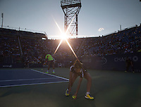 AMBIENCE<br /> The US Open Tennis Championships 2014 - USTA Billie Jean King National Tennis Centre -  Flushing - New York - USA -   ATP - ITF -WTA  2014  - Grand Slam - USA  25th August 2014. <br /> <br /> &copy; AMN IMAGES