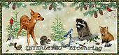 GIORDANO, CHRISTMAS LANDSCAPES, WEIHNACHTEN WINTERLANDSCHAFTEN, NAVIDAD PAISAJES DE INVIERNO, paintings+++++,USGI2674,#XL#