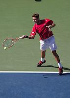 Wawrinka Forehand US Open 2013
