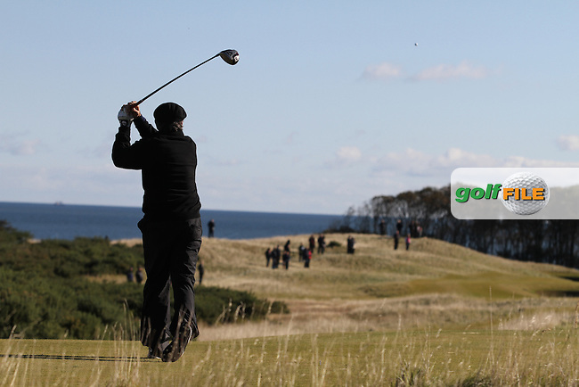 Tico Torres (AM) in Kingsbarns on the 3rd Day at the Alfred Dunhill Links Championship, Old Course St. Andrews, Carnoustie and Kingsbarns, Scotland...(Photo Jenny Matthews/www.golffile.ie)