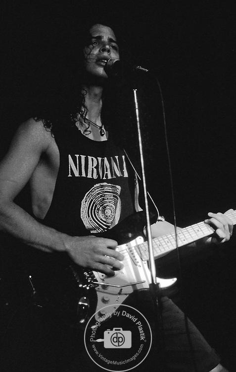 Soundgarden Chris Cornell