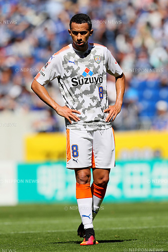 Tiago Alves (S-Pulse), <br /> MAY 5, 2017 - Football / Soccer : <br /> 2017 J1 League match between <br /> Gamba Osaka 1-1 Shimizu S-Pulse <br /> at Suita City Football Stadium, Osaka, Japan. <br /> (Photo by AFLO SPORT)
