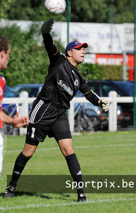 FC Gullegem : Christophe Descamps.foto VDB / BART VANDENBROUCKE