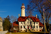 Grosse Pointe Lighthouse Evanston, Illinois