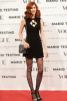 Brianda Fitz-James at Vogue December Issue Mario Testino Party