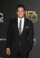 BEVERLY HILLS, CA - NOVEMBER 5: James Franco, at The 21st Annual Hollywood Film Awards at the The Beverly Hilton Hotel in Beverly Hills, California on November 5, 2017. Credit: Faye Sadou/MediaPunch