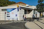 Images Banque Postale Avignon