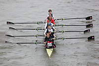 Crew: 253   Worcester College, Oxford     <br /> <br /> Eights Head of the River (HoRR) 2018<br /> <br /> To purchase this photo, or to see pricing information for Prints and Downloads, click the blue 'Add to Cart' button at the top-right of the page.