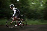 Eugenio Alafaci (ITA/Trek Factory Racing)<br /> <br /> stage 4: Hotel Verviers - La Gileppe (187km)<br /> 29th Ster ZLM Tour 2015