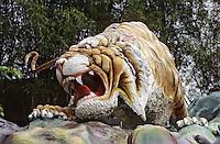 """Asie/Singapour/Singapour: Le """"Tiger Balm Garden"""" construit par les frères Haw (devenus riches après l'invention du baume du tigre)"""