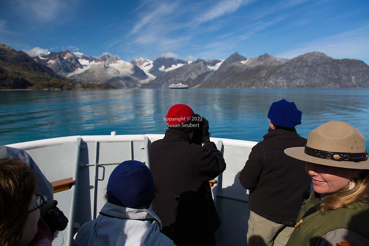 Glacier Bay National Park, Alaska, USA