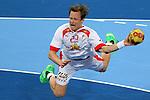 Kasper Sondergaard. DENMARK vs HUNGARY: 28-26 - Quarterfinal.
