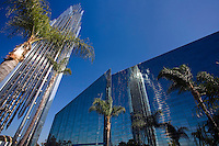 The Crystal Cathedral in Orange County