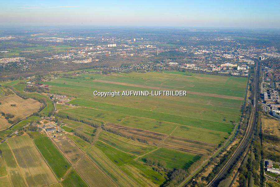 Oberbillwerder: EUROPA, DEUTSCHLAND, HAMBURG 27.03.2017: Oberbillwerder