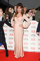 Ayda Field at the National TV Awards 2017 held at the O2 Arena, Greenwich, London. <br /> 25th January  2017<br /> Picture: Steve Vas/Featureflash/SilverHub 0208 004 5359 sales@silverhubmedia.com