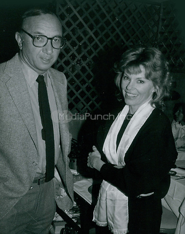 Neil Simon & Marsh Mason 1978<br /> Photo By John Barrett-PHOTOlink.net / MediaPunch