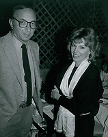 Neil Simon &amp; Marsh Mason 1978<br /> Photo By John Barrett-PHOTOlink.net / MediaPunch