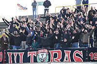 tifosi Crotone<br /> Brescia 23-02-2019 <br /> Football Serie B 2018/2019 Brescia - Crotone <br /> Foto Image Sport / Insidefoto