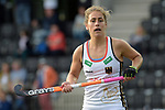 NED - Amsterdam, Netherlands, August 20: During the women Pool B group match between Germany (white) and England (red) at the Rabo EuroHockey Championships 2017 August 20, 2017 at Wagener Stadium in Amsterdam, Netherlands. Final score 1-0. (Photo by Dirk Markgraf / www.265-images.com) *** Local caption *** Marie Maevers #23 of Germany