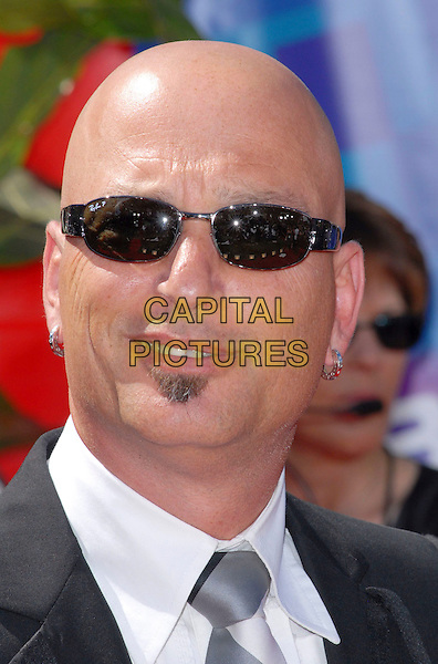 HOWIE MANDEL.58th Annual Primetime Emmy Awards held at the Shrine Auditorium, Los Angeles, California, USA..August 27th, 2006.Ref: ADM/CH.headshot portrait sunglasses shades.www.capitalpictures.com.sales@capitalpictures.com.©Charles Harris/AdMedia/Capital Pictures.