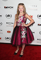 BEVERLY HILLS, CA June 06- Shae Smolik, at 18th Annual Golden Trailer Awards at The Saban Theatre, California on June 06, 2017. Credit: Faye Sadou/MediaPunch