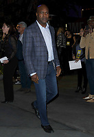 01 December 2018 - Los Angeles, California - Evander Holyfield. Heavyweight Championship Of The World 'Wilder vs. Fury' held at The Staples Center. <br /> CAP/ADM/BT<br /> &copy;BT/ADM/Capital Pictures