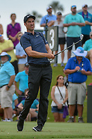 Ross Fisher (ENG) watches his tee shot on 3 during round 3 of The Players Championship, TPC Sawgrass, at Ponte Vedra, Florida, USA. 5/12/2018.<br /> Picture: Golffile | Ken Murray<br /> <br /> <br /> All photo usage must carry mandatory copyright credit (&copy; Golffile | Ken Murray)
