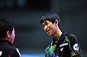 Maharu Yoshimura, JANUARY 22, 2012 - Table Tennis : All Japan Table Tennis Championships Men's Singles final at Tokyo Metropolitan Gymnasium, Tokyo, Japan. (Photo by Jun Tsukida/AFLO SPORT) [0003]