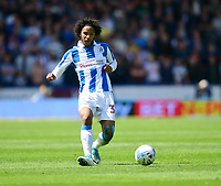 Huddersfield Town's Isaiah Brown<br /> <br /> Photographer Chris Vaughan/CameraSport<br /> <br /> The EFL Sky Bet Championship Play-Off Semi Final First Leg - Huddersfield Town v Sheffield Wednesday - Saturday 13th May 2017 - The John Smith's Stadium - Huddersfield<br /> <br /> World Copyright &copy; 2017 CameraSport. All rights reserved. 43 Linden Ave. Countesthorpe. Leicester. England. LE8 5PG - Tel: +44 (0) 116 277 4147 - admin@camerasport.com - www.camerasport.com