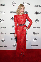 WEST HOLLYWOOD, CA - JANUARY 11: Skyler Samuels, at Marie Claire's Third Annual Image Makers Awards at Delilah LA in West Hollywood, California on January 11, 2018. Credit: Faye Sadou/MediaPunch