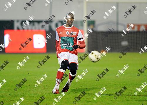 2012-03-03 / Voetbal / seizoen 2011-2012 / R. Antwerp fC / Thomas Phibel..Foto: Mpics.be