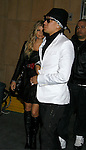 LOS ANGELES, CA. - February 05: Singers Fergie and Taboo of the Black Eyed Peas arrive at the Black Eyed Peas Peapod Foundation benefit concert presented by Adobe Youth Voices inside the Conga Room at the Nokia Theatre L.A. Live on February 5, 2009 in Los Angeles, California.