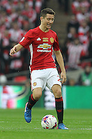 Ander Herrera of Manchester United<br /> Londra Wembley Stadium Southampton vs Manchester United - EFL League Cup Finale - 26/02/2017 <br /> Foto Phcimages/Panoramic/Insidefoto