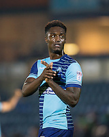 Anthony Stewart of Wycombe Wanderers during the Sky Bet League 2 match between Wycombe Wanderers and Hartlepool United at Adams Park, High Wycombe, England on 26 November 2016. Photo by Andy Rowland / PRiME Media Images.