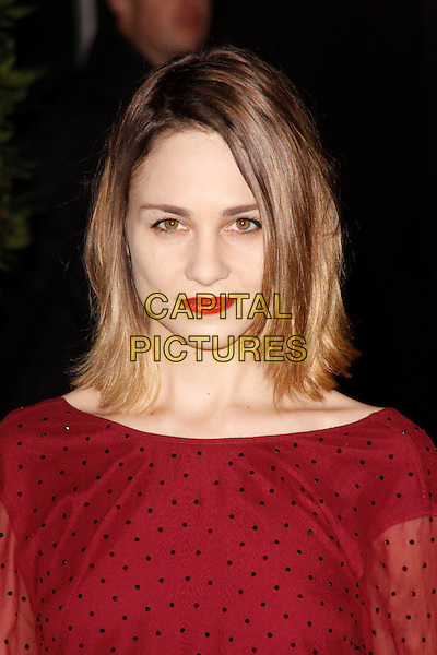 LONDON, ENGLAND - DECEMBER 12 : Tuppence Middleton attends the English National Ballet Christmas Party at St Martins Lane Hotel on December 12, 2013 in London, England<br /> CAP/AH<br /> &copy;Adam Houghton/Capital Pictures