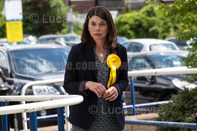 Sarah Olney (Former Liberal Democrats Member of Parliament for Richmond Park, she will contest the same seat in the 2017 general election). <br />