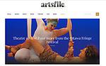 ArtsFile Ottawa
