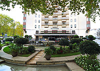 Views of Iconic London, Hotels, Fashion and Restaurants. October 8th 2018<br /> Pictured - The Dorchester<br /> CAP/ROS<br /> &copy;ROS/Capital Pictures