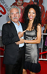 "LOS ANGELES, CA. - October 16: Actress Brook Kerr and her father arrive at the Los Angeles Premiere of ""High School Musical 3"" at the Galen Center at the University Of Southern California on October 16, 2008 in Los Angeles, California."