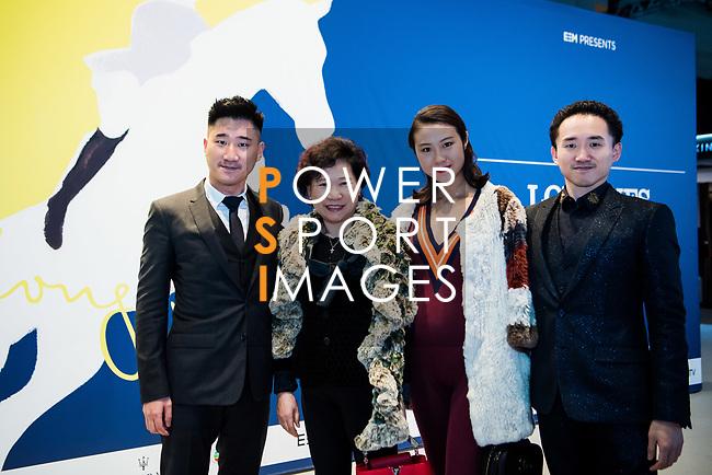 Longines Masters of Hong Kong at AsiaWorld-Expo on 09 February 2018, in Hong Kong, Hong Kong. Photo by Zhenbin Zhong / Power Sport Images