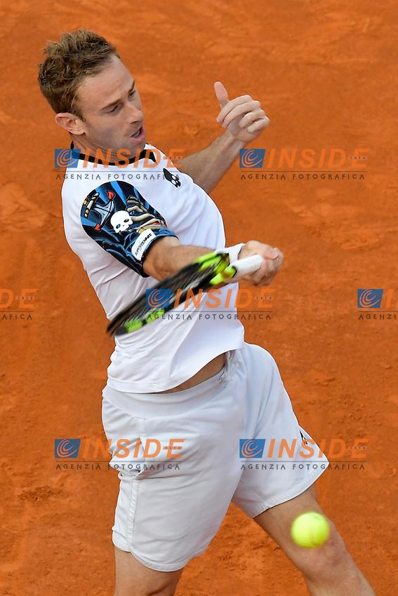 Filippo Volandri (ITA)<br /> Roma 10-05-2016  Foro Italico<br /> Internazionali BNL d'Italia, <br /> Tennis ATP<br /> Foto Antonietta Baldassarre / Insidefoto