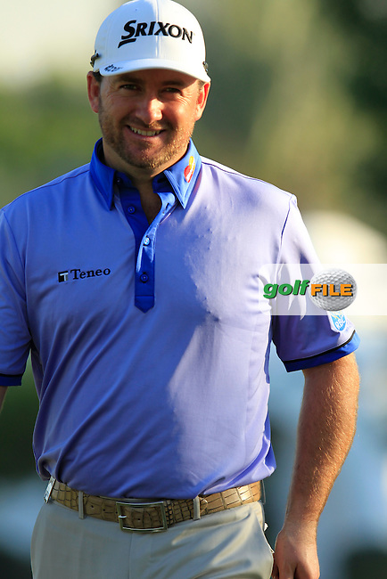 Graeme McDOWELL (NIR) during Tuesday's Challenge Match 2 man scramble of the 2015 Omega Dubai Desert Classic held at the Emirates Golf Club, Dubai, UAE.: Picture Eoin Clarke, www.golffile.ie: 1/27/2015