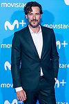 Daniel Grao attends to blue carpet of presentation of new schedule of Movistar+ at Queen Sofia Museum in Madrid, Spain. September 12, 2018. (ALTERPHOTOS/Borja B.Hojas)